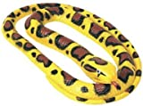 Wild Republic Burmese Python 6 Foot Long Rubber Snake