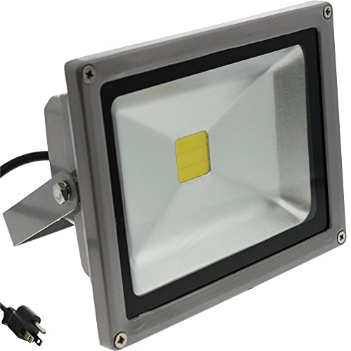Generic 20W Led Flood Light Red Outdoor Landscape Lamp