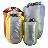 Exped Waterproof Fold Drybag - Clearsight (4 pack)by Exped
