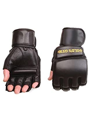 Golds Gym Fingerless Grappling Gloves by Golds Gym