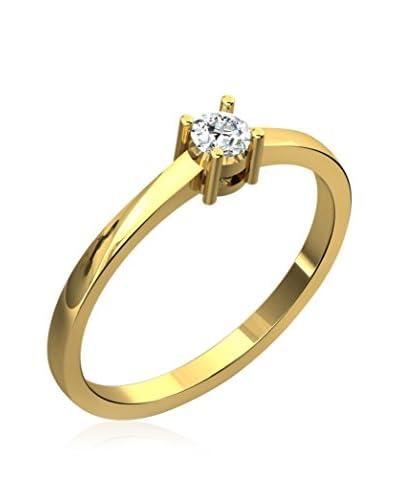 Friendly Diamonds Anillo FDR5362Y Oro Amarillo
