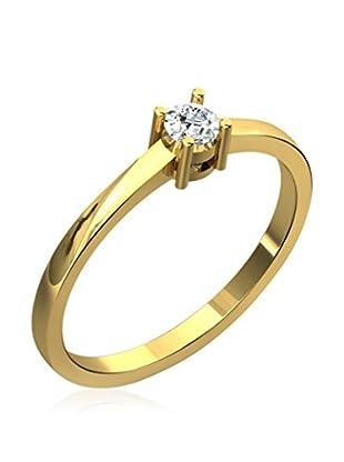 Friendly Diamonds Anillo FDR5362Y (Oro Amarillo)