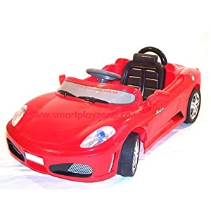 FERRARI F430 SPYDER ELECTRIC KIDS RIDE ON CAR WITH REMOTE
