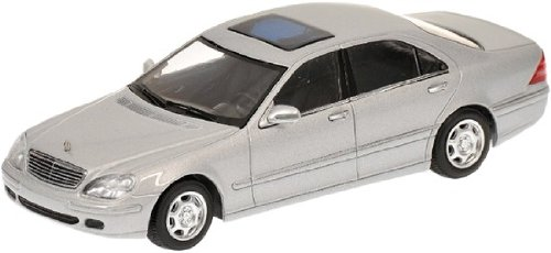 Mercedes-Benz S Class W220 (1998) Diecast Model Car