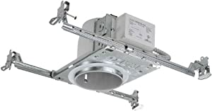 Halo Recessed H455TUNVD010 120-Volt to 277-Volt 4-Inch Non-Ic LED Housing with 0-10-Volt Dimmers