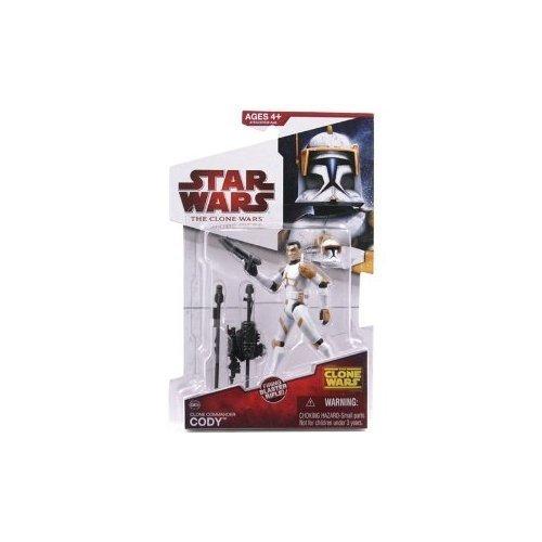 Star Wars Clone Wars Clone Commander Cody 33/4 Inch Scale Figure CW28 by Hasbro (English Manual) günstig als Geschenk kaufen