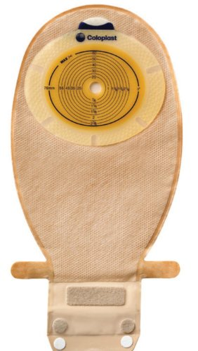 SenSura EasiClose One-Piece Drainable Pouch ( POUCH SNSRA DRAIN PREC 1.25 NON CNVX NDS ) 20 Each / box
