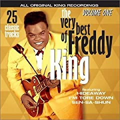 The 12 Bar Blues A Framework 5 Freddie King I M Tore Down