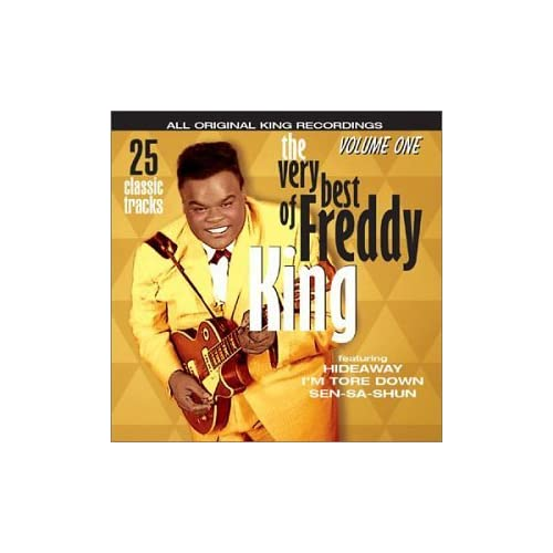 Very Best of Freddy King 1