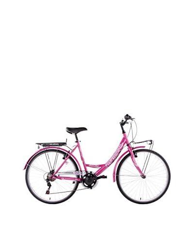 SCHIANO Bicicleta 26 Twister 06V Rosa