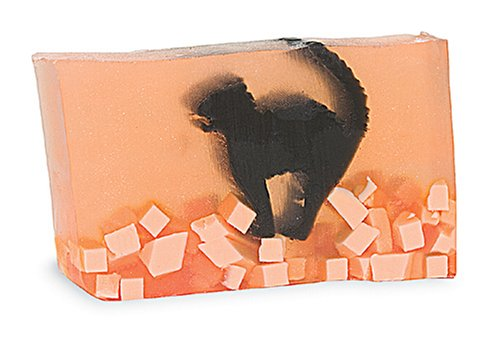 Primal Elements Wrapped Bar Soap, Scaredy Cat, 6.8-Ounce Cellophane (Pack of 2)