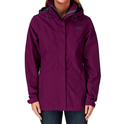 The North Face Womens All Terrain Ii Jacket - Parlour Purple