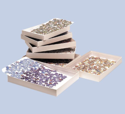 Cheap Jigthings JIGSAFE – Jigsaw Puzzle Accessories for Loose Pieces (B001ICVRF6)