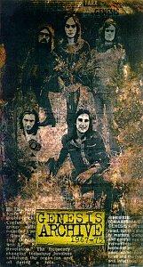 Genesis Archive 1967–75 artwork