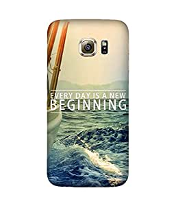 Every day Samsung Galaxy S6 Edge Case