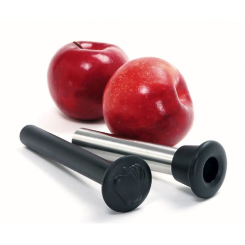 Norpro 18/10 Stainless Steel Deluxe Apple Pear Corer Canning Preserving New
