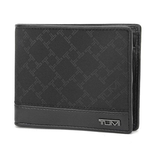 (トゥミ) TUMI Ticon グローバルコインウォレット 13237DT 小銭入れ付き財布 ブラック 黒[並行輸入品]