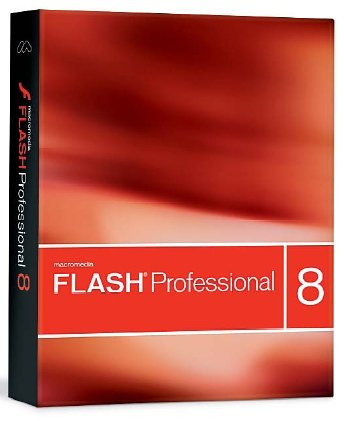 Macromedia Flash Pro 8 Upgrade Win/Mac