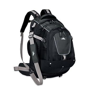 """High Sierra 23"""" Transport Travel Pack (Black/Graphite)"""