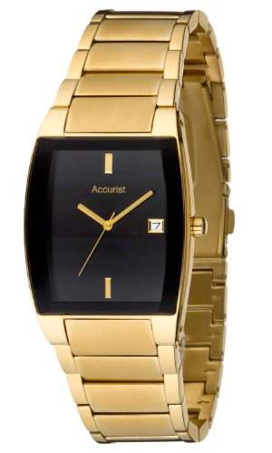 Accurist Men's Bracelet Watch MB808B