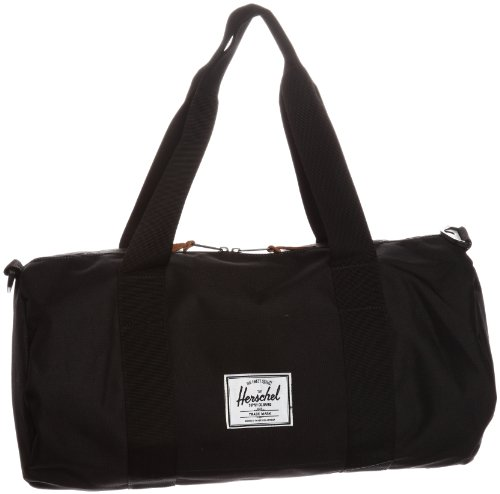 Herschel Supply Co. Sutton Mid-Volume, Black, One Size