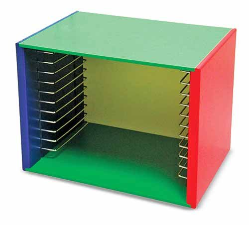 Cheap Fun Melissa and Doug Painted Wood Puzzle Storage Case (B0036VHLK2)