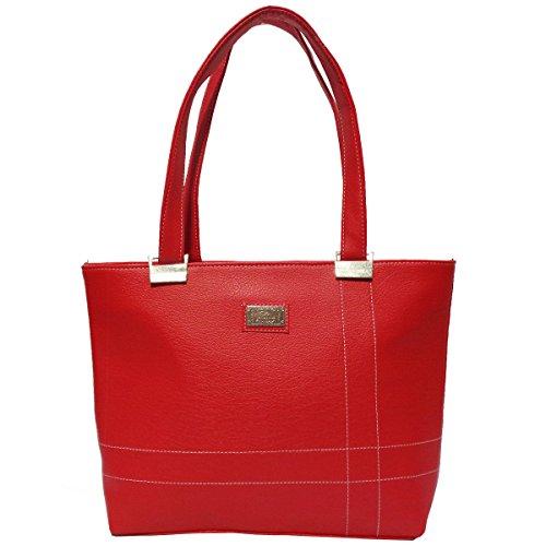 Frenchxd Women's Handbag Red Fxdnhbafr176