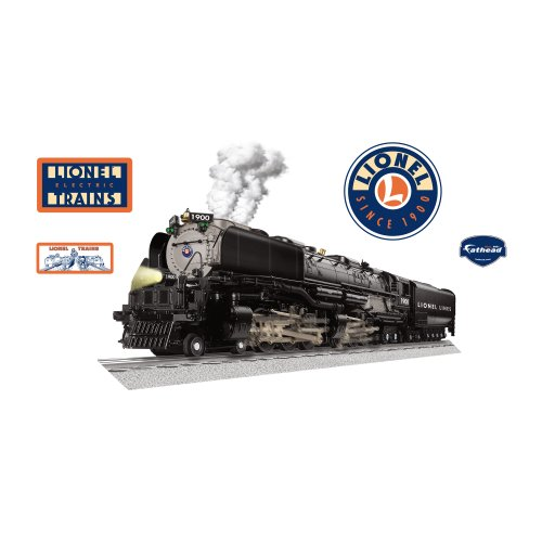 Lionel Vision Challenger Train Wall Graphic