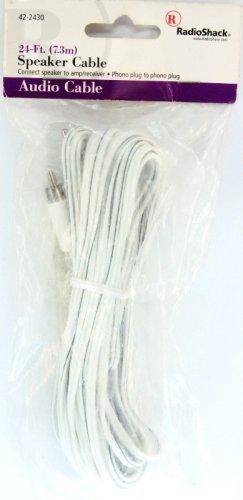 Radioshack 24-Ft. Speaker Cable