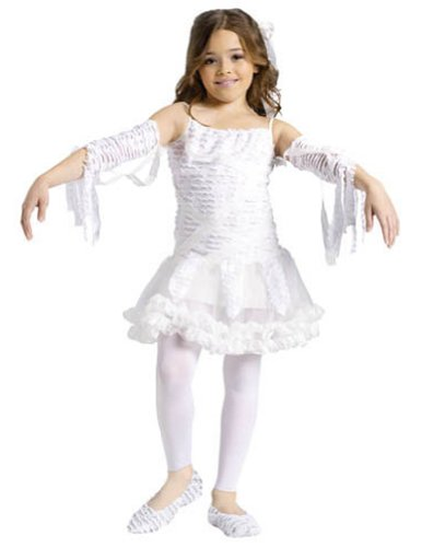 Tutu Mummy Child 8-10 Kids Girls Costume