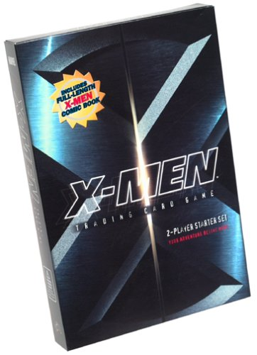 X-Men Trading Card Game Starter Set - Buy X-Men Trading Card Game Starter Set - Purchase X-Men Trading Card Game Starter Set (Wizards of the Coast, Toys & Games,Categories,Games,Card Games,Collectible Trading Card Games)