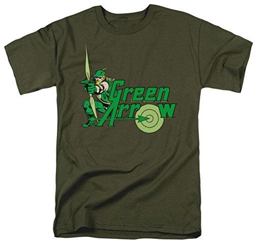 DC Green Arrow Aim T-Shirt