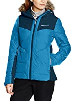 Peak Performance Chaqueta Guateada Zephyr W (Azul Royal)