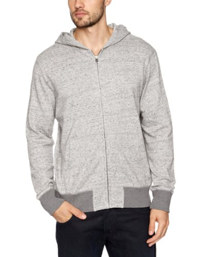Dockers Speckled Hoodie Men's Sweatshirt GMD - Speckled Grey XX-Large