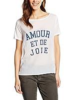 LTB Jeans Camiseta Manga Corta Halag (Blanco)