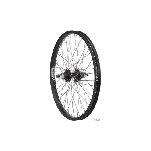 "Dimension 20"" Rear Wheel, Formula BMX, 14mm 48h, Alex X2000, Black"