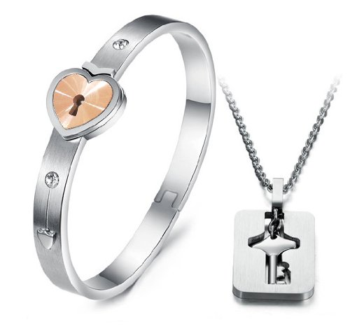 love-beauties-his-and-hers-matching-set-couple-titanium-only-you-have-my-key-bangle-bracelet-magneti