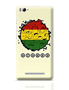 PosterGuy Stoned Quirky Characters Graphic Deign Xiaomi Mi 4i Cover