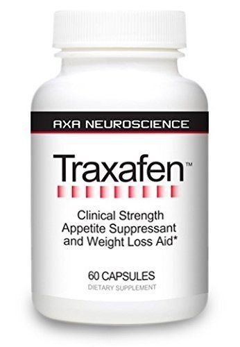 Traxafen Powerful Appetite Suppressant and Fat Burner Lose Weight Quickly 1 bott. (Ruby Red Squirt Soda compare prices)
