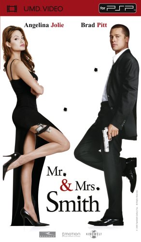 Mr. & Mrs. Smith [UMD Universal Media Disc]