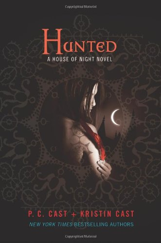 Cover of Hunted (House of Night, Book 5)