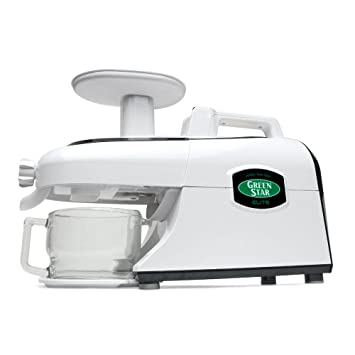 Green Star Elite GSE-5000 Twin Gear Juice Extractor