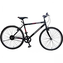 Kross Globate 26T Single Speed Mountain Cycle (Black)