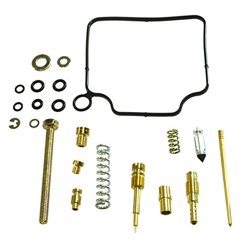 Factory Spec, AT-07148, Carb Repair Kit 1998-2003 Honda Foreman 450 4x4 (Honda 450 Carburetor compare prices)