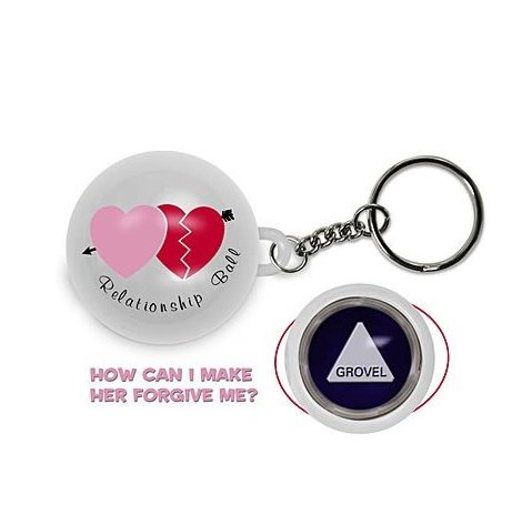 accoutrement-relationship-ball-keychain