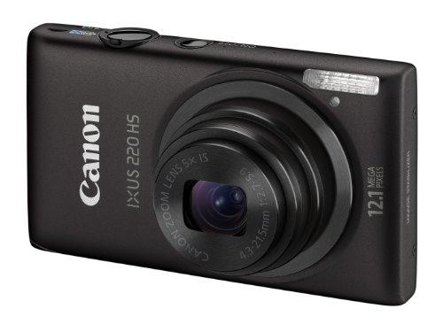 Digital Ixus 220 HS - noir