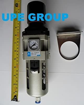 "1/2"" Air Pressure Regulator & Filter Combination for Compressed air Compressor"