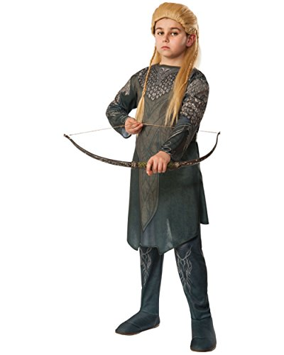 The Hobbit: Desolation of Smaug: Child Legolas Costume