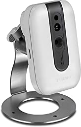TRENDnet Indoor/Outdoor (TV-IP562WI) Megapixel Indoor Wireless IP Camera with 1.3 Megapixel 720p HD Resolution, 4x Digital zoom, 16 feet Night Vision, ideal for monitoring your Home/Baby/Petcam, Samba or Micro SD Card slot, Digital WDR, Secu, Free  App fo