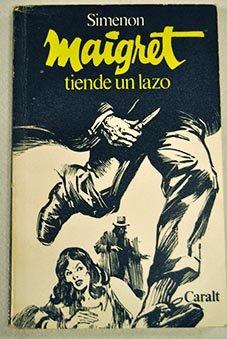 Maigret Tiende Un Lazo descarga pdf epub mobi fb2